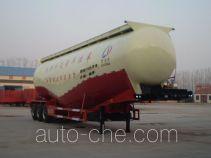 骜通牌LAT9408GFL型低密度粉粒物料运输半挂车