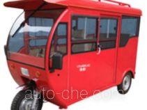 Laibaochi LBC150ZK-2C passenger tricycle