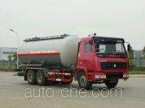 Haishi LC5251GXH pneumatic discharging bulk cement truck