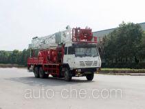 Haishi LC5251TXJ250 well-workover rig truck