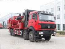 Haishi LC5331TYL140 fracturing truck