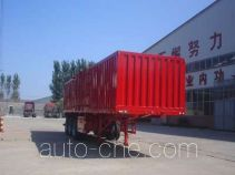 Luchi LC9280XXYA box body van trailer