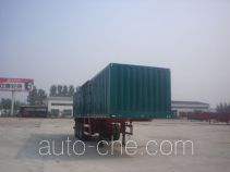 Luchi LC9281XXY box body van trailer