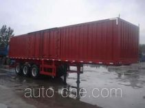 Luchi LC9320XXY box body van trailer