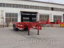 Luchi LC9352TJZG container transport trailer