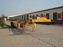 Luchi LC9360TJZGA container transport trailer