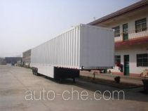 Luchi LC9380XXYA box body van trailer