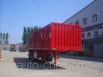 Luchi LC9381XXY box body van trailer