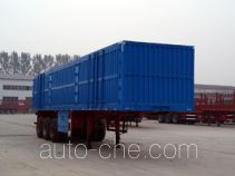 Luchi LC9400XXY box body van trailer