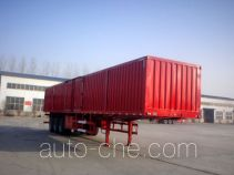 Luchi LC9401XXY box body van trailer