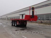 Luchi LC9401ZZXP flatbed dump trailer