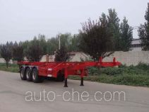 Luchi LC9402TJZG container transport trailer