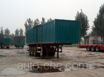 Luchi LC9403XXY box body van trailer