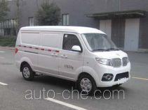中通牌LCK5021XXYBEV1型纯电动厢式运输车