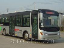中通牌LCK6101GEV型混合动力城市客车