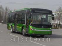 中通牌LCK6106PHENV型混合动力城市客车