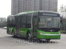 中通牌LCK6103PHEVCN型混合动力城市客车