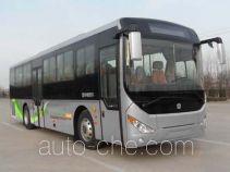 中通牌LCK6105CHENV型混合动力城市客车