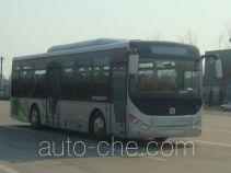 中通牌LCK6105PHEVCQ型混合动力城市客车