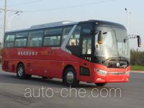 Zhongtong LCK6108PHEVA plug-in hybrid bus