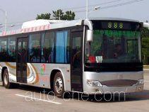中通牌LCK6110GHEV型混合动力城市客车