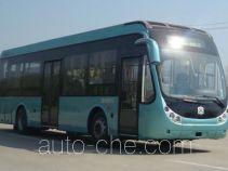 中通牌LCK6112HEV型混合动力城市客车