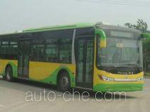 中通牌LCK6121HEV1型混合动力城市客车