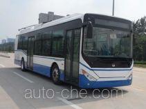 中通牌LCK6123GEV型纯电动城市客车