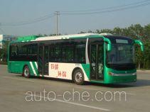 中通牌LCK6125PHENV1型混合动力城市客车