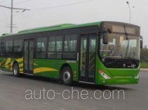 中通牌LCK6127PHEVG型插电式混合动力城市客车