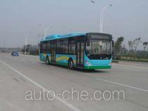Zhongtong LCK6127PHEVNC plug-in hybrid city bus