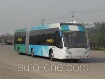 Zhongtong LCK6180HQGN articulated bus