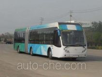 Zhongtong LCK6180HQGN articulated bus