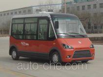 中通牌LCK6471Q4型轻型客车