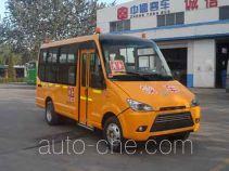 Zhongtong LCK6570D4XE preschool school bus