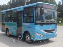 中通牌LCK6668EVG型纯电动城市客车