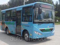 中通牌LCK6667EVG型纯电动城市客车