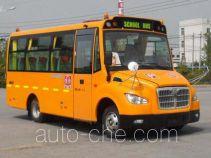 中通牌LCK6671D4XH型小学生专用校车