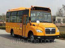 Zhongtong LCK6670D5XH preschool school bus