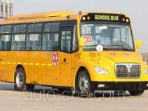 中通牌LCK6801DNX型小学生专用校车