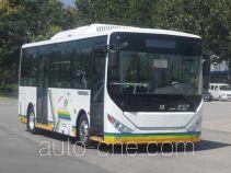 中通牌LCK6809EVG11型纯电动城市客车