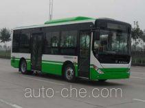 中通牌LCK6851EVG型纯电动城市客车