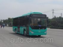 中通牌LCK6860EVG型纯电动城市客车