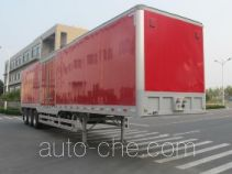 Conglin LCL9400XXY полуприцеп фургон алюминиевый