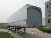 Conglin LCL9400XYK полуприцеп фургон-бабочка алюминиевый