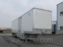 Conglin LCL9402XXY полуприцеп фургон алюминиевый