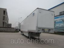 Conglin LCL9406XXY полуприцеп фургон алюминиевый
