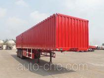 Fuxu Shiye LCX9400XXY box body van trailer