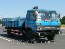 Leader LD5120JSQ3 truck mounted loader crane