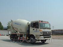 利达牌LD5253GJBA3810型混凝土搅拌运输车